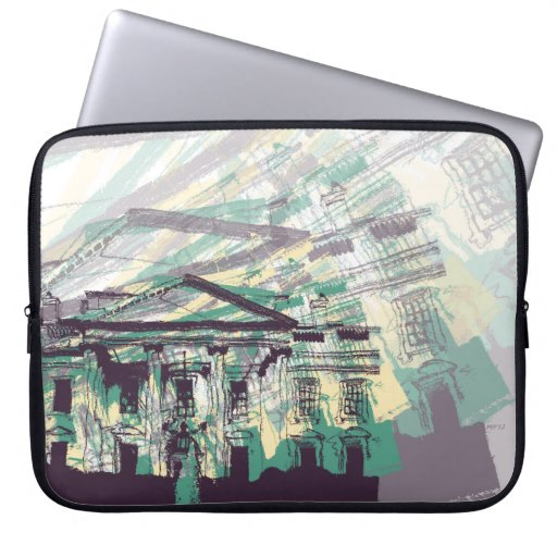 The White House Laptop Computer Sleeves