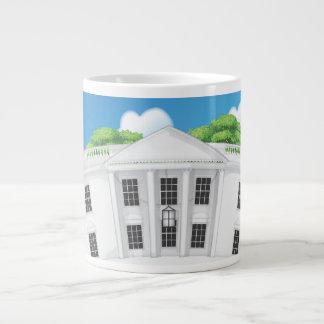 The White House Large Coffee Mug
