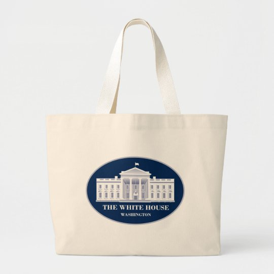 The White House Large Tote Bag