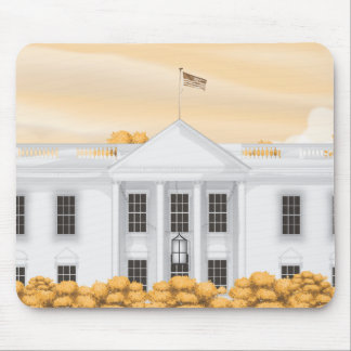 The White House Mouse Pad