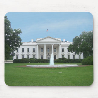 The White House - Northern Facade Mouse Pad