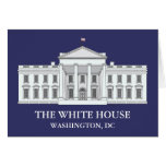 The White House Notecards Card