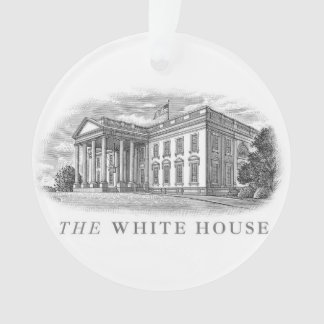 The White House Ornament