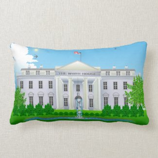 The White House Pillow