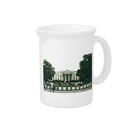 The White House Pitcher