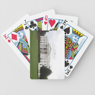 The White House Playing Cards