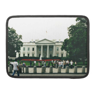 The White House Sleeve For MacBooks
