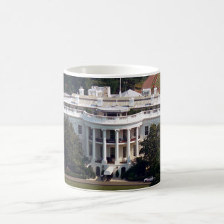 The White House - Southern Exposure Coffee Mugs