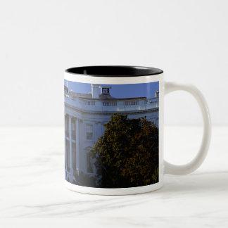 The White House Two-Tone Coffee Mug