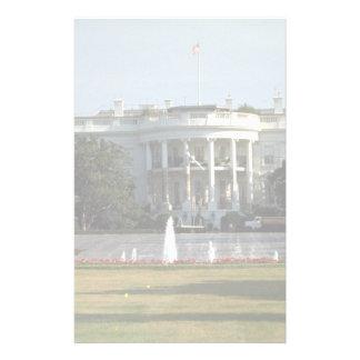The White House, Washington, D.C., USA Stationery