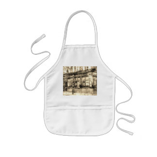 The White Lion Covent Garden London Vintage Kids' Apron