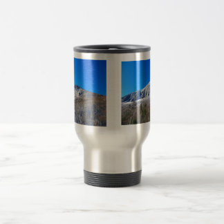 The White Mountains of New Hampshire 15 Oz Stainless Steel Travel Mug
