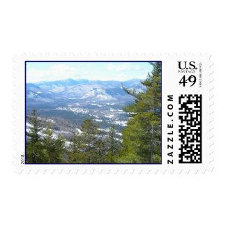 The White Mountains Postage