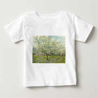 The white orchard by Vincent Van Gogh Baby T-Shirt
