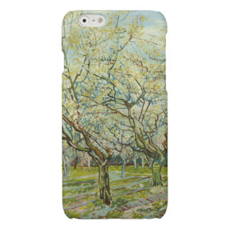 The white orchard by Vincent Van Gogh Glossy iPhone 6 Case