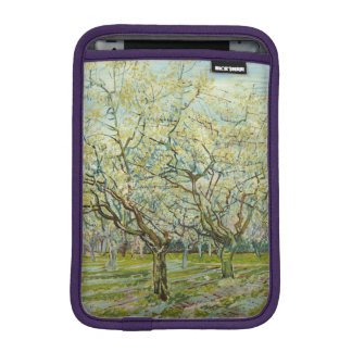 The white orchard by Vincent Van Gogh Sleeve For iPad Mini
