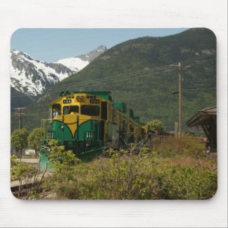 The White Pass & Yukon R/R Mouse Pad