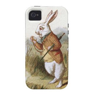 The White Rabbit - Alice in Wonderland iPhone 4/4S Cases