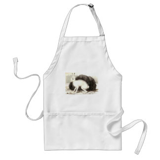 The White Rabbit Adult Apron