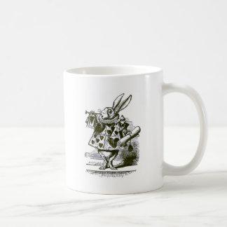 The White Rabbit Coffee Mug