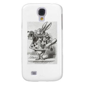 The White Rabbit from Alice in Wonderland Samsung S4 Case