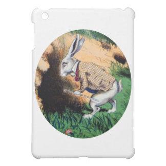The White Rabbit iPad Mini Cover