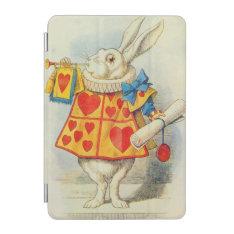 The White Rabbit Ipad Mini Cover at Zazzle