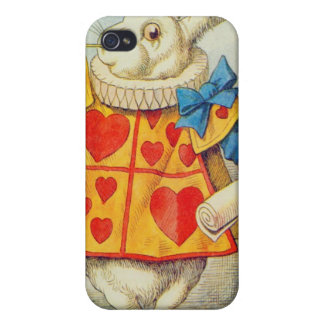 The White Rabbit iPhone 4/4S Case