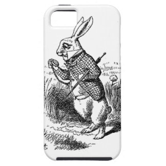 The White Rabbit iPhone 5 Covers