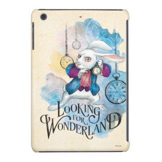 The White Rabbit | Looking for Wonderland 3 iPad Mini Case