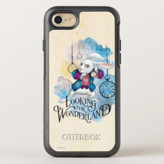 The White Rabbit | Looking for Wonderland 3 OtterBox Symmetry iPhone 7 Case