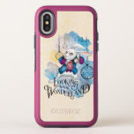 The White Rabbit | Looking for Wonderland 3 OtterBox Symmetry iPhone X Case