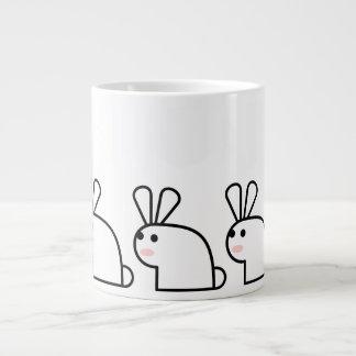 The White Rabbit (Multi) Extra Large Mug