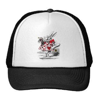 The White Rabbit Trucker Hat
