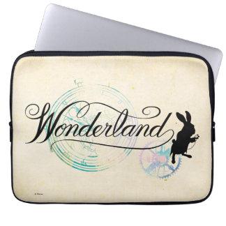 The White Rabbit | Wonderland 2 Computer Sleeve