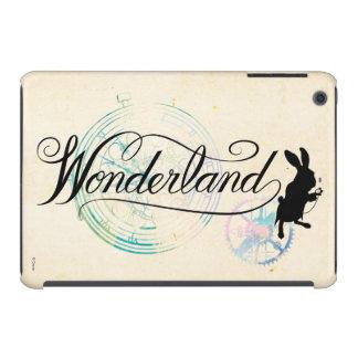 The White Rabbit | Wonderland 2 iPad Mini Retina Case