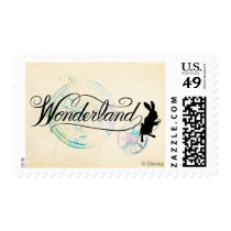 The White Rabbit | Wonderland Postage