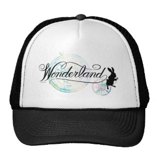 The White Rabbit | Wonderland Trucker Hat