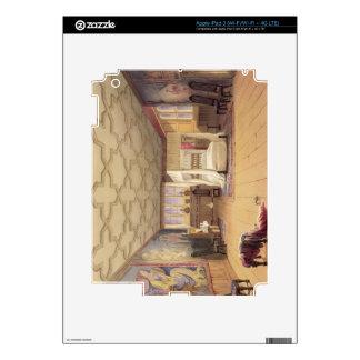 The White Room, Cotehele house, c.1830-40 (colour iPad 3 Skin