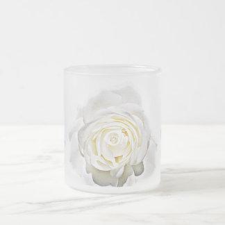 The White Rose of Love_ Mug