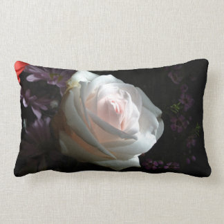 The White Rose - Throw Pillows