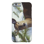 The White-tailed deer (Odocoileus virginianus), Barely There iPhone 6 Case