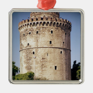 The White Tower, built during Christmas Tree Ornament