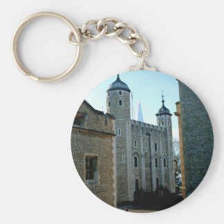 The White Tower Key Chain