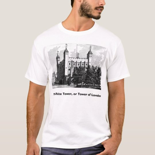 The White Tower, or Tower of London T-Shirt