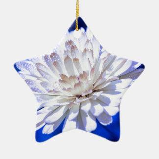 The White Way Ceramic Ornament