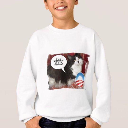 The Whitehouse Pet Kitty Cat Sweatshirt