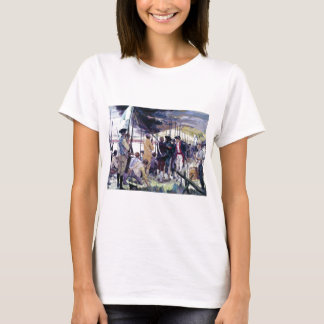 The Whites of Their Eyes by Ken Riley T-Shirt