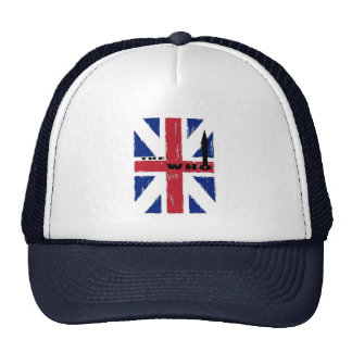 The WHO? Trucker Hat