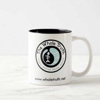 The Whole Truth: Mug